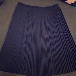 BR Pleated skirt